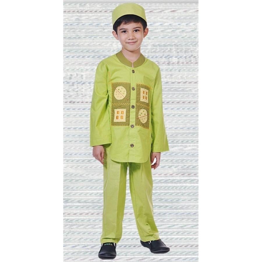 Model Baju Lebaran untuk Anak Laki-Laki