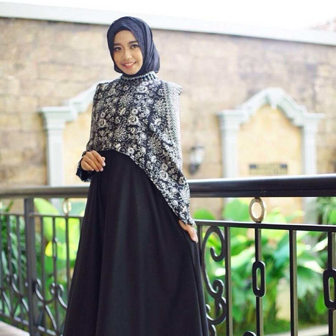27 Model Baju Batik Untuk Pesta Pernikahan Terbaru 2017