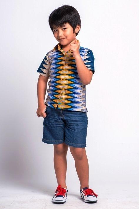 Model Baju Batik yang Disukai Anak-Anak
