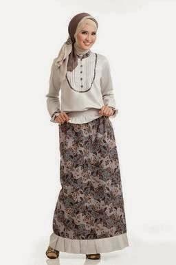Tips Berbusana untuk Guru Berhijab dengan Baju Batik