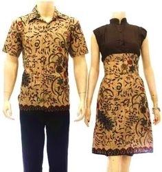 Model Baju Batik Couple untuk Pasangan Terbaik Tahun Ini