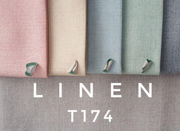 Bahan Kain Baju Muslim Linen T174