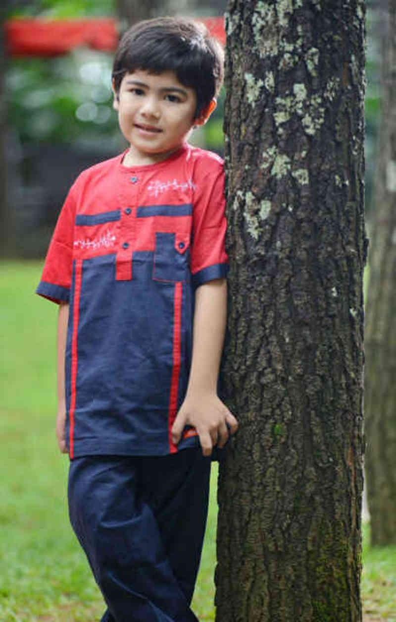 Baju Lebaran untuk Anak Laki-Laki Terbaru