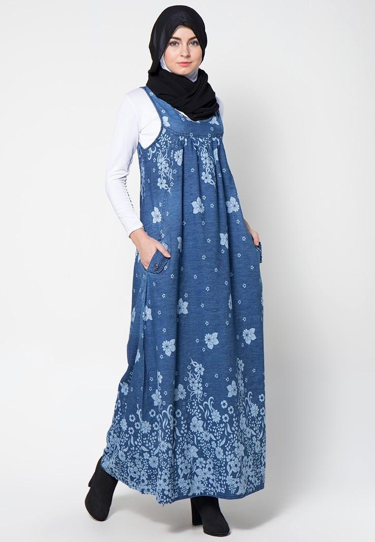 Model Baju Gamis Pesta Pernikahan Terfavorit