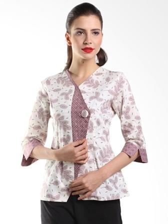Baju Batik untuk Guru dengan Model Terbaru