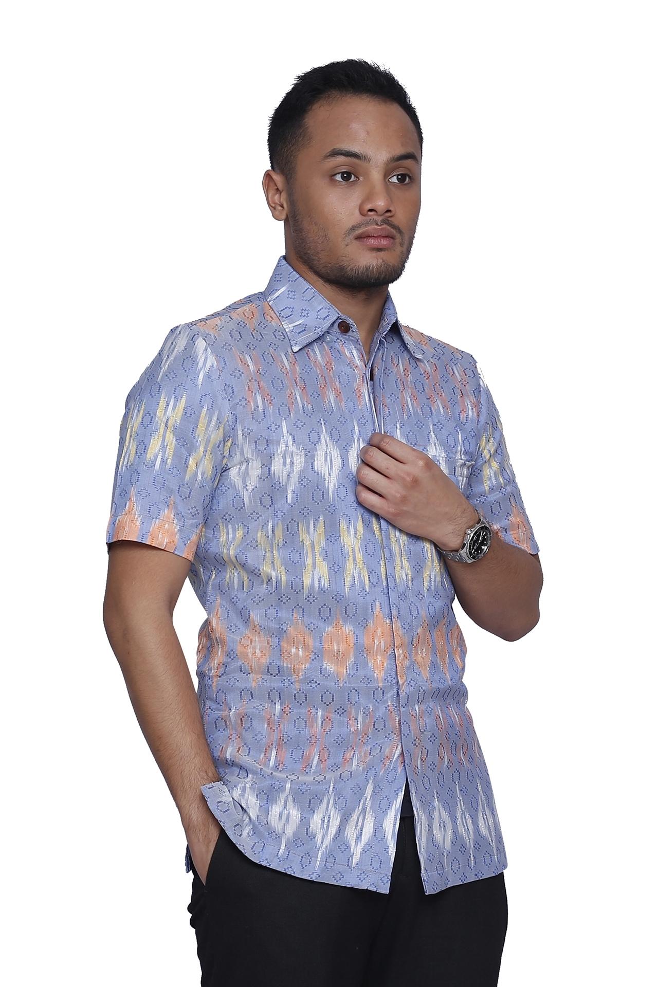 Pilihan Model Baju Batik Pria untuk Profesi Guru