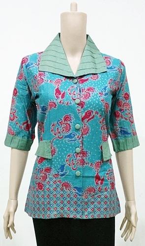 Tampil Cantik dengan Model Baju Batik Guru yang Elegan