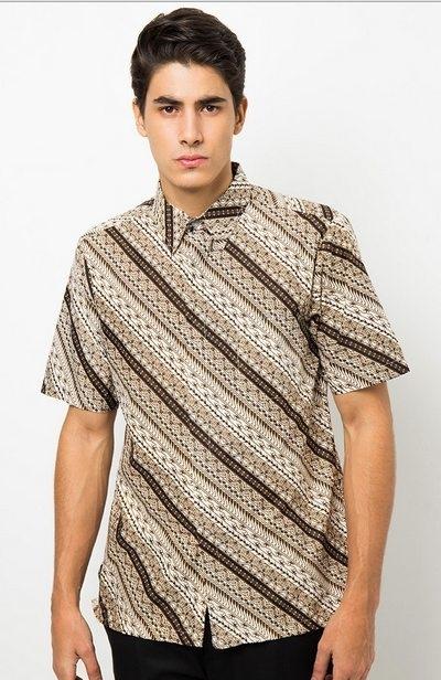 Tampil Keren dengan Baju Batik Lengan Pendek untuk Pria