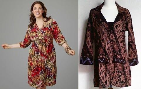 Tips Membuat Tampilan Lebih Langsung dengan Baju Batik Kerah V
