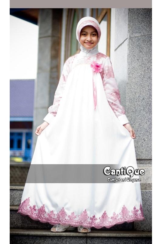 Model Baju Gamis Anak Perempuan Terbaik