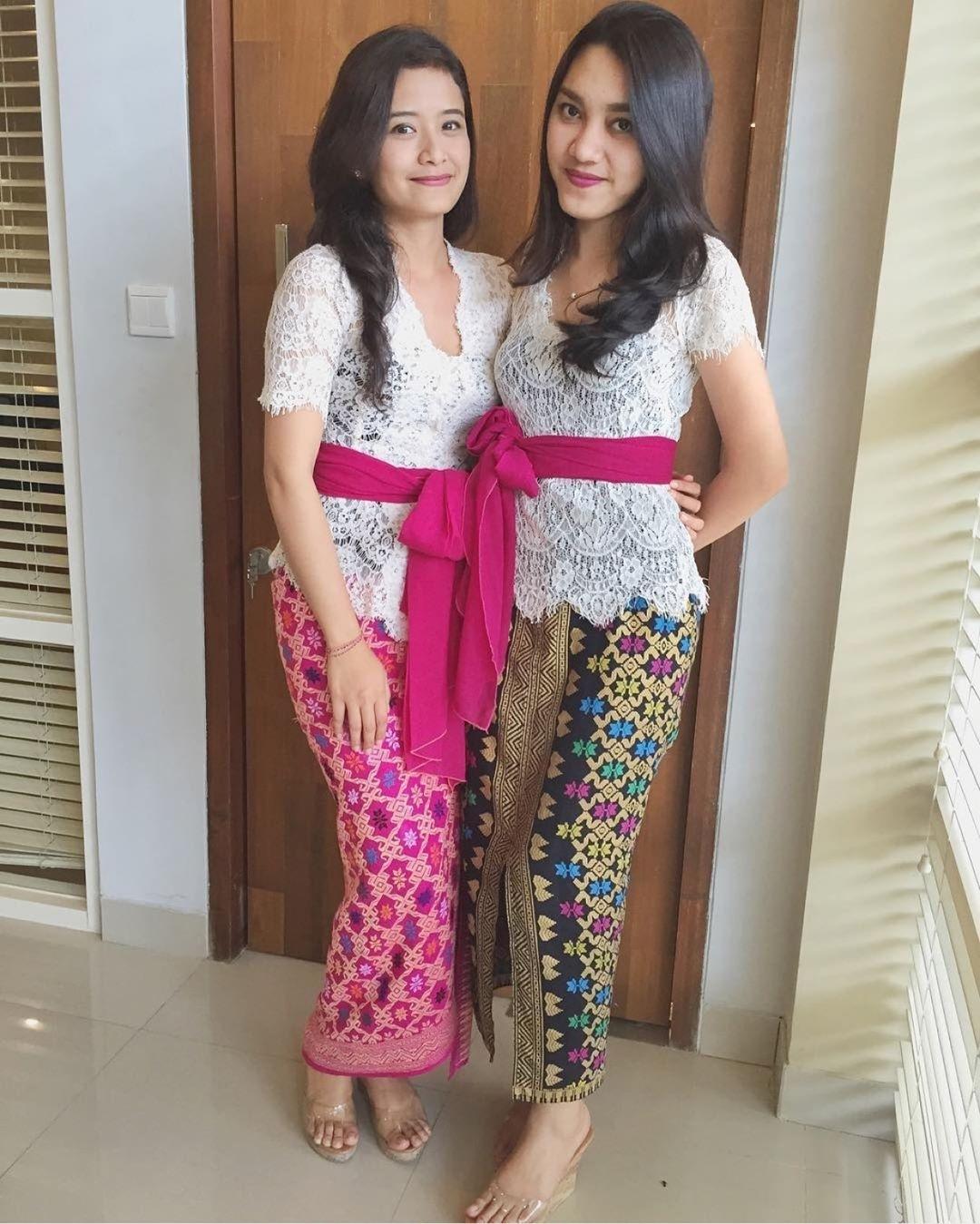 Model Kebaya Bali untuk Acara Perpisahan