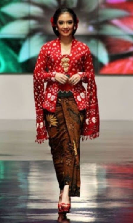 Model Kebaya Kartini Modern