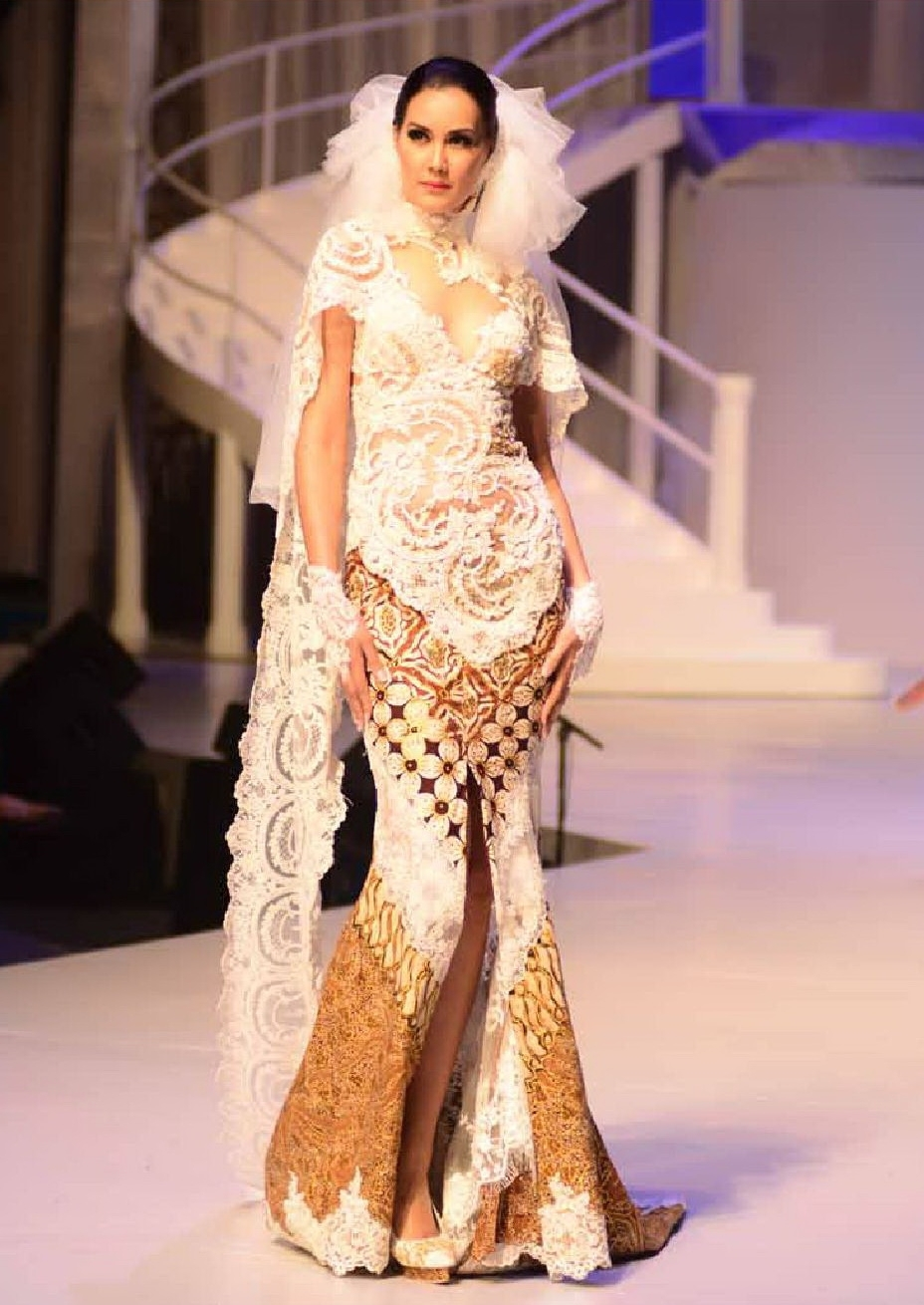 Model Kebaya Kutu Baru Khusus Fashion Show