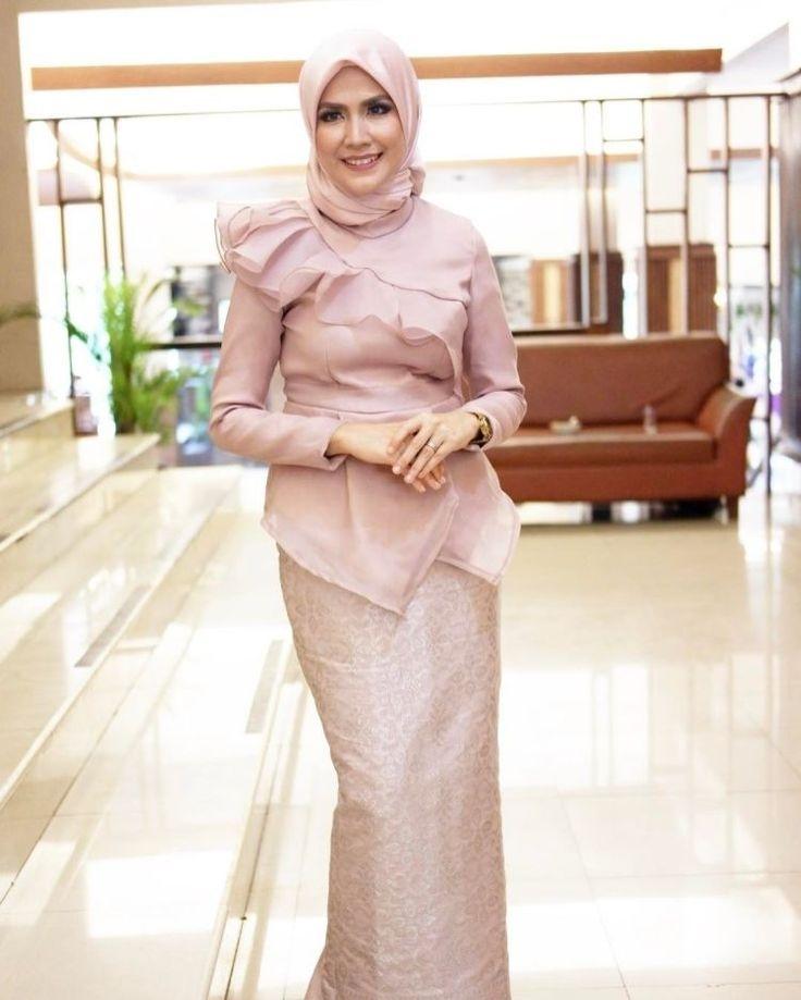Model Kebaya Muslim dengan Desain Trendy