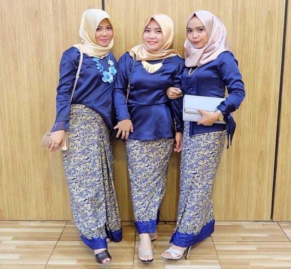 Model Kebaya Remaja dengan Gaya Kartini Modern