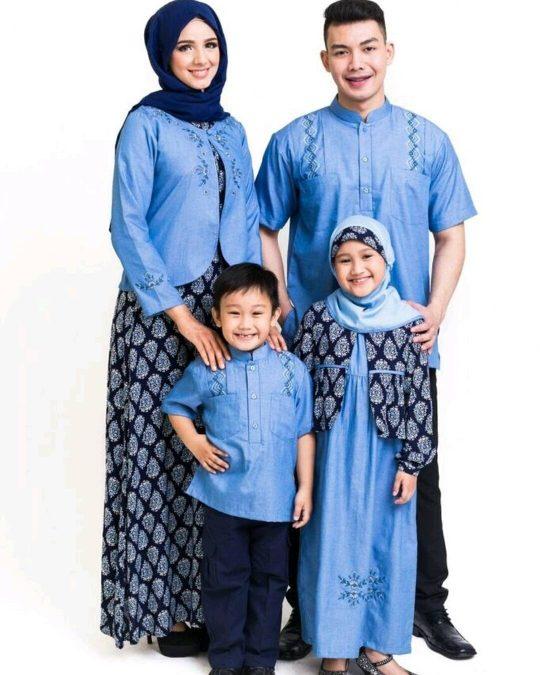 Permalink to 21+ Model Baju Lebaran Keluarga Terbaru dan Terkini: Lagi Booming Saat Ini