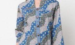 54+ Model Baju Batik Kerja Kantor (Pria & Wanita) Terbaru, Update!! Semua Profesi